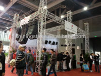 aluminum dj booth truss