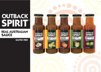 Real Australian Cooking Sauces