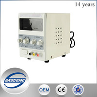 YAOGONG YG- 1502DD adjustable 12v ac dc battery backup linear power supply