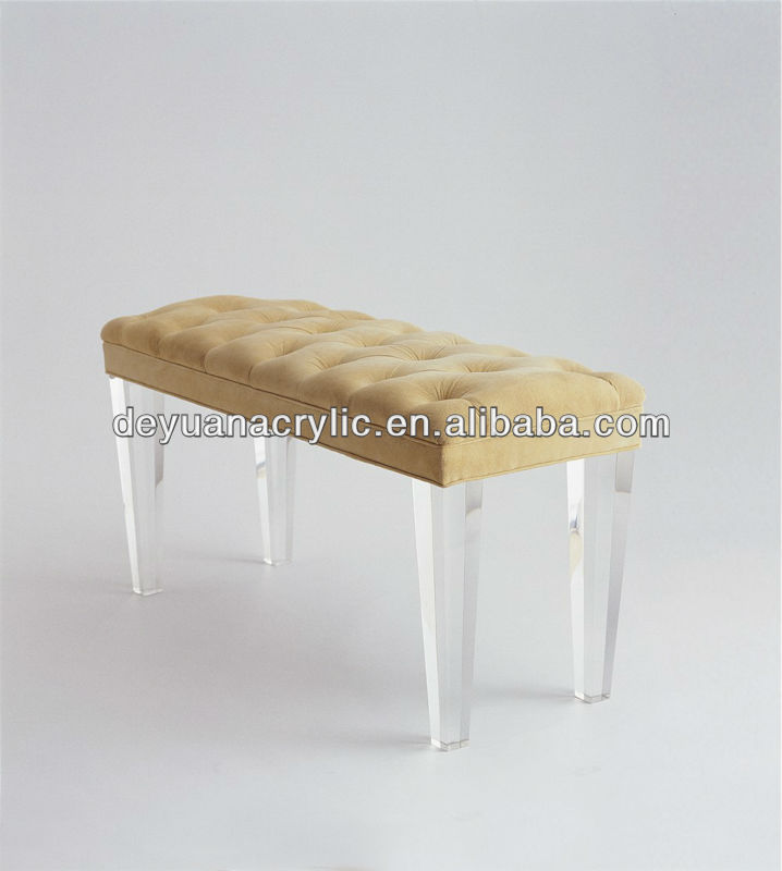 Custom Clear Acrylic Furniture Legs