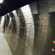 China Supplier Hidden Metal Safe Lockers for Valuables