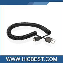 [3FT] [Flexible & Resilient Cable] High Speed USB 2.0 A Male to Micro B Sync and Charge Cord for Android Devices, Samsung, HTC,