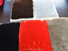thick artificial sheep skin boa fur