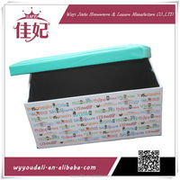 folding printing solar battery storage box LJJ-322O