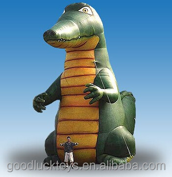 Giant Inflatable Alligator/Giant Inflatable Animals