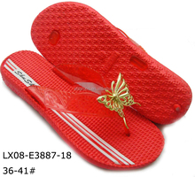 2016 Fashion New Style Unisex Beach Household EVA Slippers Flat Slippers Shoes
