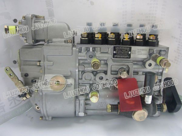 SINOTRUK HOWO Freightliner Truck <strong>Parts</strong> <strong>Engine</strong> <strong>Parts</strong> VG1560080022 WELL INJECTION PUMP