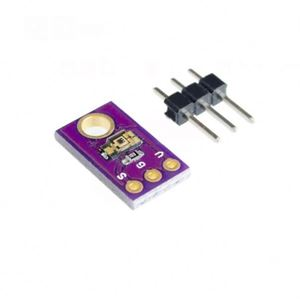 TEMT6000 An ambient light sensor Simulate the light intensity module Visible light sensor