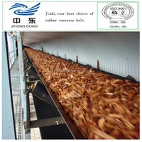second hand conveyor belt for wood chip conveyor belt