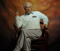 Pablo Picasso Lifelike Full Size Silicone Wax Figure