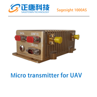 low delay transmission micro UAVvideo transmitter