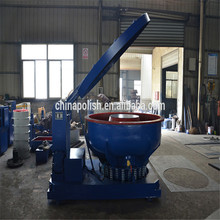 Vibration machine for surface treatment