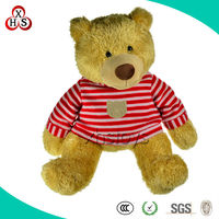 soft cute popular cute plush stuffed toy teddy bear doll