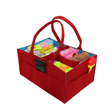 2018 Hot Sell Wholesale Multifunction Tote Mummy baby nursery diaper organizer