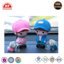 ICTI certificated make custom car dashboard decorations figurines toys