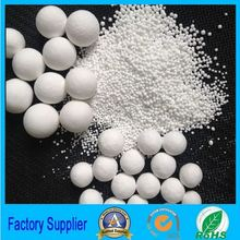 Defluoridation filter chemicals water activated alumina desiccant msds for sale