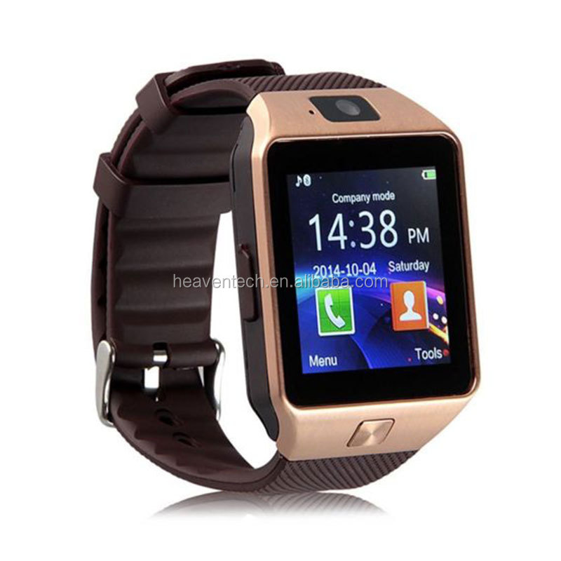 2017 New Smart Watch DZ09 With Camera Bluetooth WristWatch SIM Card Smartwatch For Android Phones Support Multi languages
