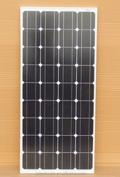 TUV approved Cheap mono solar panel 130W solar panel