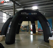 Big Inflatable Spider Tent with 6 Legs for Advertisement Decoration
