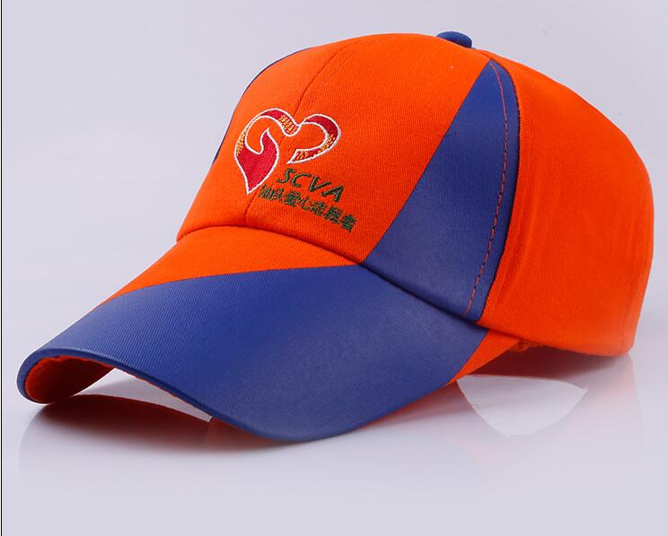 100% cotton Baseball Cap for promortion and sport