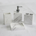 Hotel Bathroom Decor Luxury Marble Bathroom Accessories Set