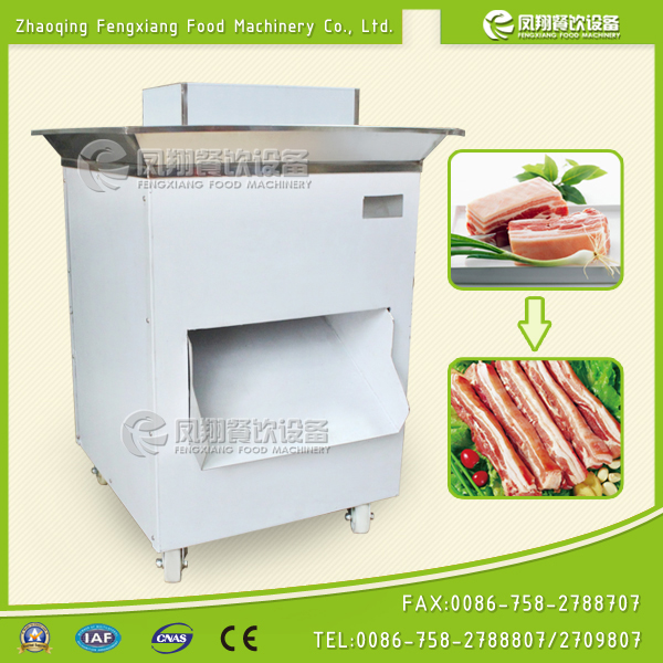 QW-8 stainless steel automatic beef slicing cutting chopping machine,pork cutter