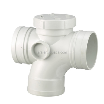 ERA PVC AS/NZS1260 Drainage Fittings 88 Degree Tee Side Access Junction F/F