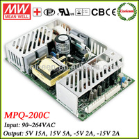 Meanwell MPQ 200C Variable Power Supply