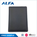 Alfa Promotional 2016 New Design Unisex Ladies Cow Genuine Leather Passport Wallet For Men
