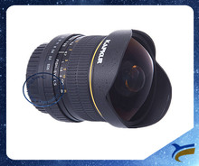 Hight Quality 8mm Ultra Wide F3.5 Fisheye Lens For Sony Alpha Nex Canon Nikon Olympus Pentax Digital Slr Camera