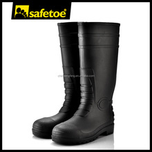 PVC rain boots wholesale safety rain boots women