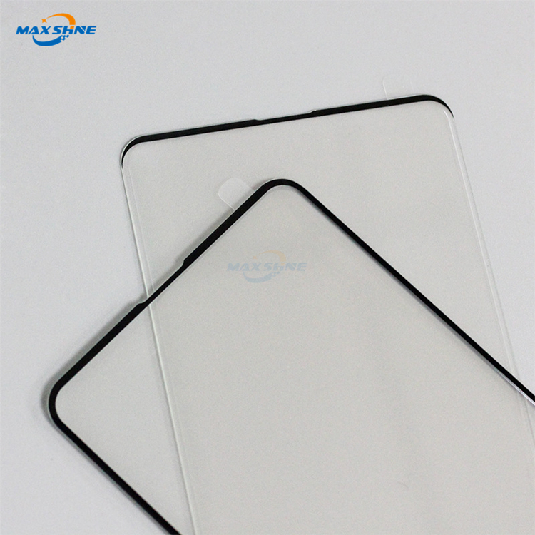 Maxshine Wholesale Mobile Accessories Tempered Glass Screen Protector Sheet For Samsung S10 S10E S10 Plus
