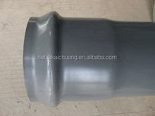 500mm agriculture Underground PVC, UPVC Water Supply Plastic Pipe