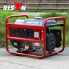 BISON(CHINA)BS1800A 1KW 1KVA Factory Price Round Frame Portable Gasoline Generator 1KW