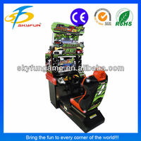 32 inch Midnight Maximum Tune 3DX Plus maximum tune game machine