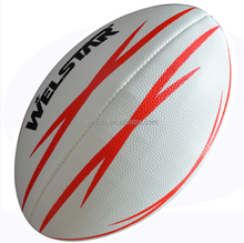 Junior Size 1 2 3 4 5 Sport Rugby ball For School