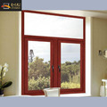 Sun proof and energy saving aluminum casement windows