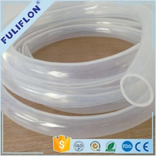 Customized thin wall silicone rubber tubing