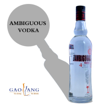 UK Goalong factory supply best vodka in scotland with good price international vodka imported russian vodka
