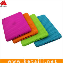 High impact exclusive silicone tablet PC shell for ipad mini