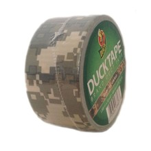 camouflage printed adhesive cloth tape super thick