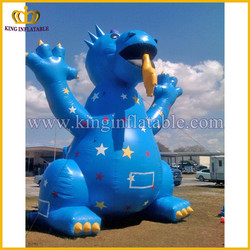 giant inflatable dragon animal model ,cheap inflatable dragon for sale