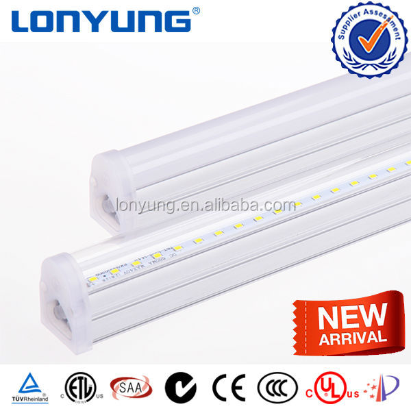 High efficient Integrated T5 LED Fixture Rohs T5 Fluorescent Lamp fitting