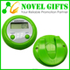 Promotion Multi-function Round Step Counter Pedometer