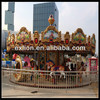 attractive amusement equipment park rides for outdoor playground/ merry go round for kids