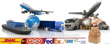 China Good air asia cargo service courier express door to door delivery
