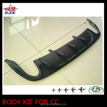 BODY KIT BUMPER FOR Volks CC STYLE the car spoiler roof viosr