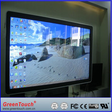 "Green Touch TOUCHSYSTEMS 3243L(E589724) Black 42"" IntelliTouch LED Open-frame LCD Touchscreen Monitor 350 cd/m2 3000:1"
