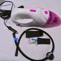 Vacuum And Inflate 12V 2 In 1Low Noise Car Vacuum Cleaner