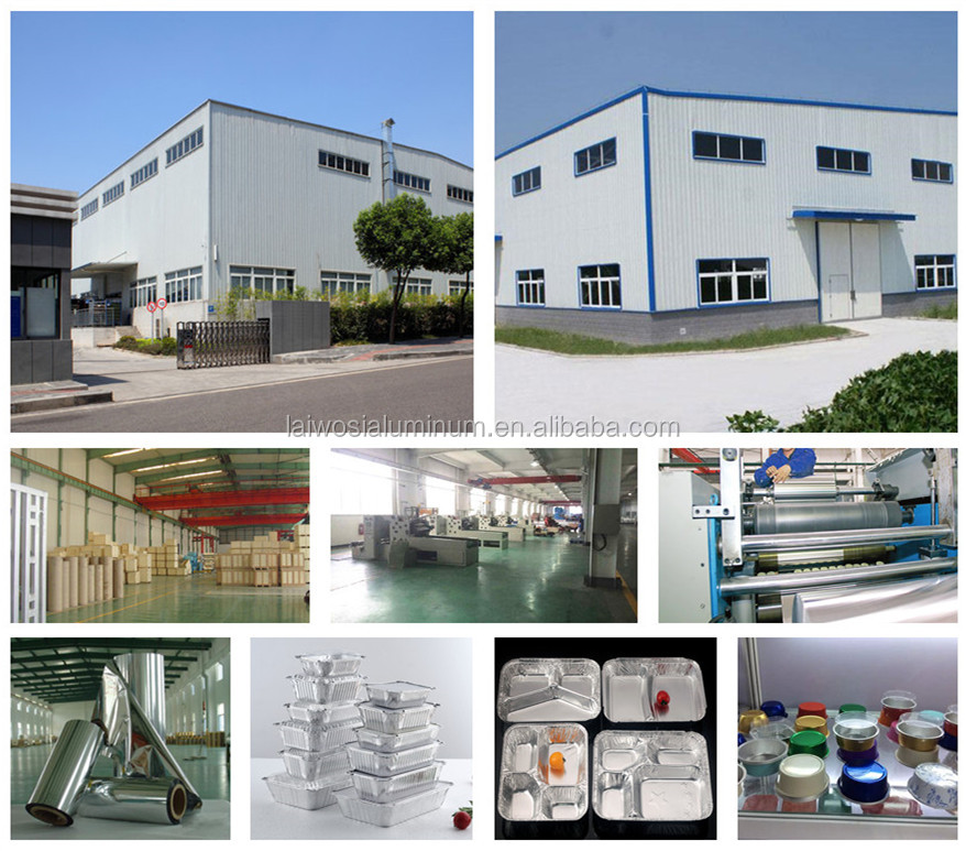 aluminum foil and foil container factory